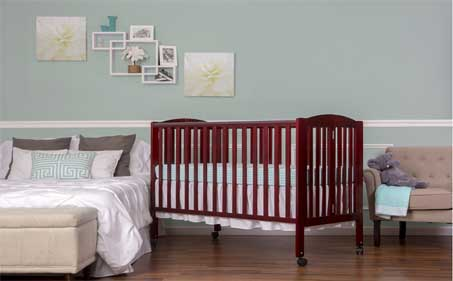 Crib With Wheels: Step-By-Step Buying Guides In 2017