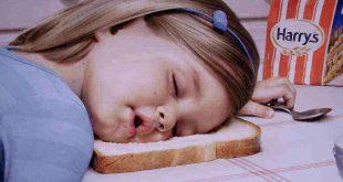 baby sleeping due to sleep apnea