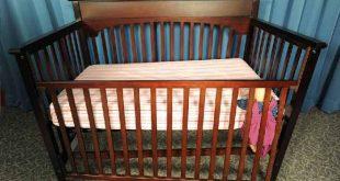 drop-side crib