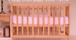 inexpensive cribs under 100