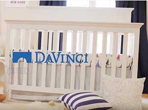 DaVinci Jayden Crib Reviews 2020 : A Great Combo Of Safety & Design