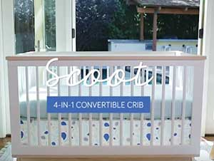 Babyletto Scoot Crib Reviews 2020: Emerging 3-in-1 Convertible Crib